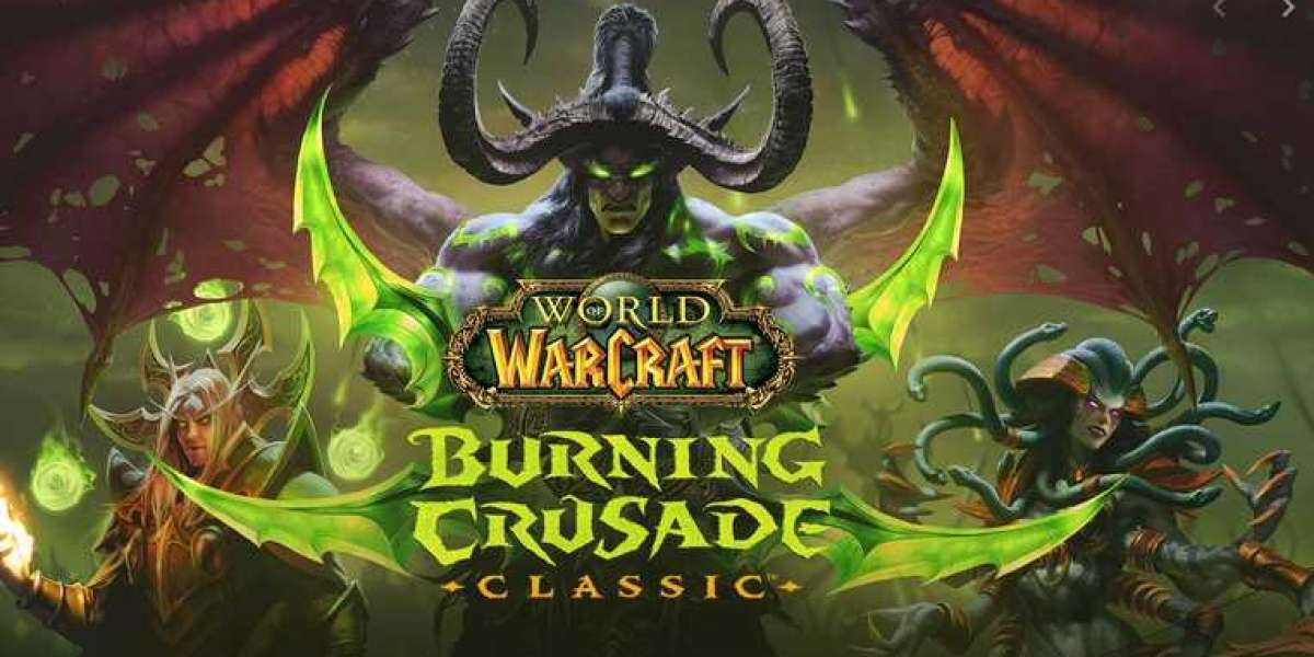 The Burning Crusade Classic: The five coolest weapons